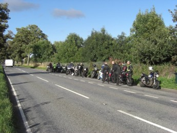 Bikers for Haiti raise over £300